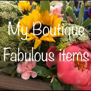 My Boutique of Fabulous items🌺🥰